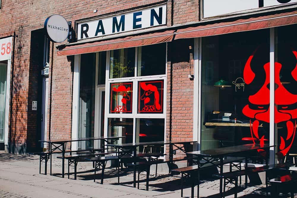 RAMEN TO BíIRU – Copenhagen