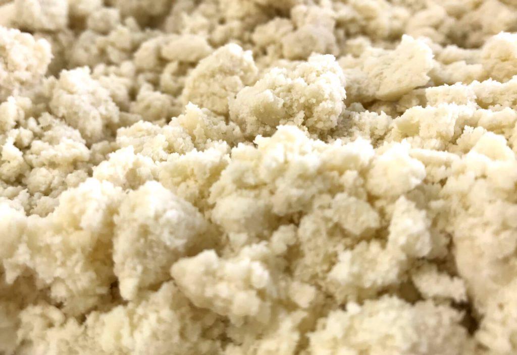 medium water content dough