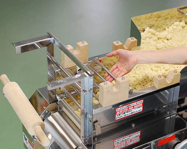 ramen noodle making machine