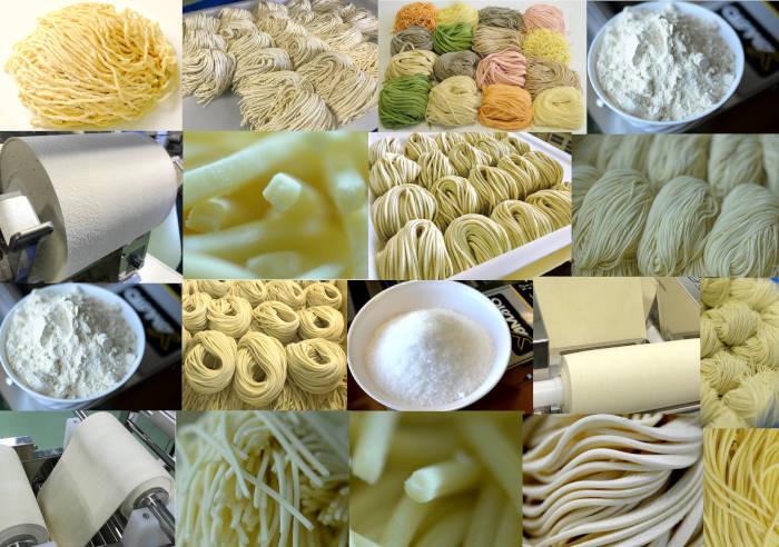 types of ramen noodles