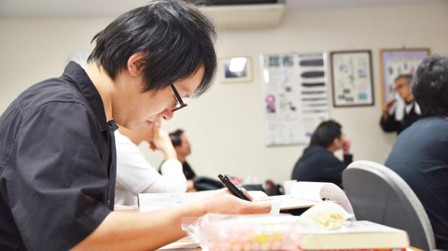 ramen school in japan
