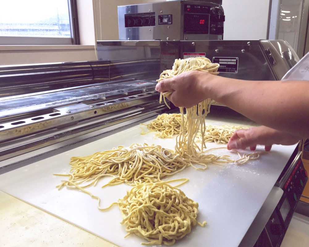 fresh noodles for restaurant