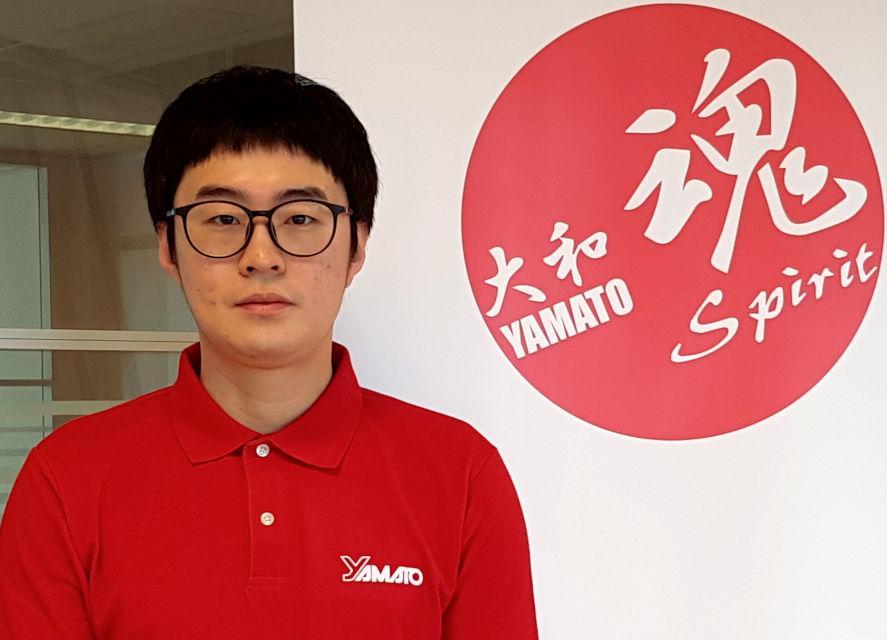 yamato europe staff
