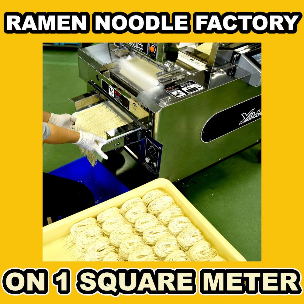 ramen noodle factory
