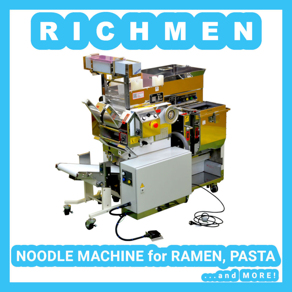 ramen noodle machine