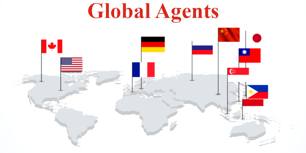 noodle machine manufacturing global agents