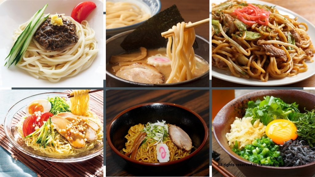 takeout noodle dishes