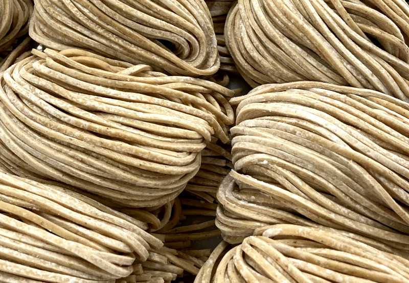walnut noodles