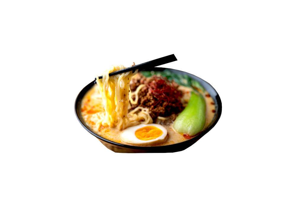 how to make dandan noodles on a ramen machine