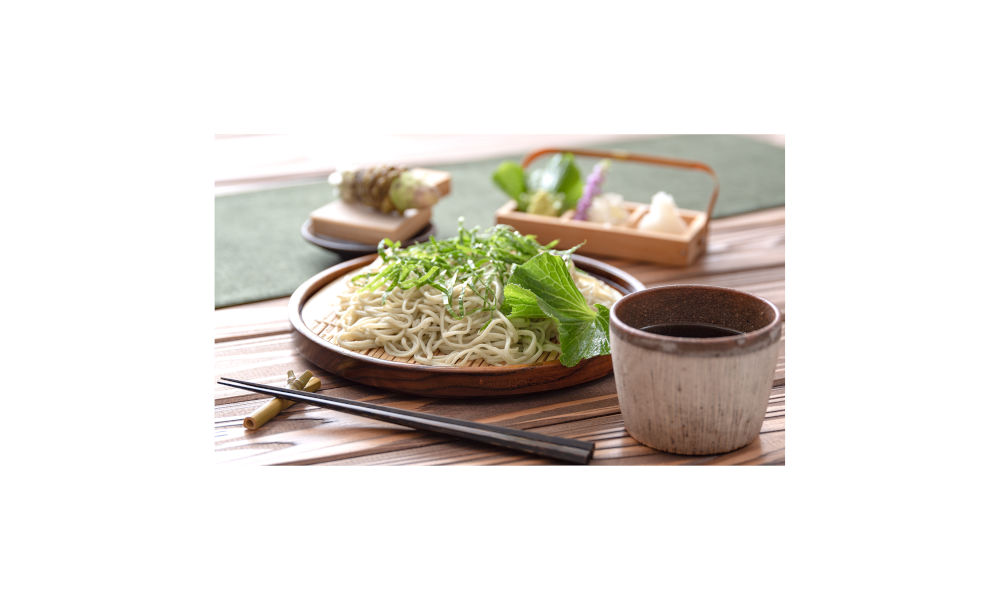equipment to make soba noodles