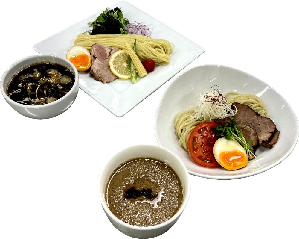 tsukemen for restaurant menu
