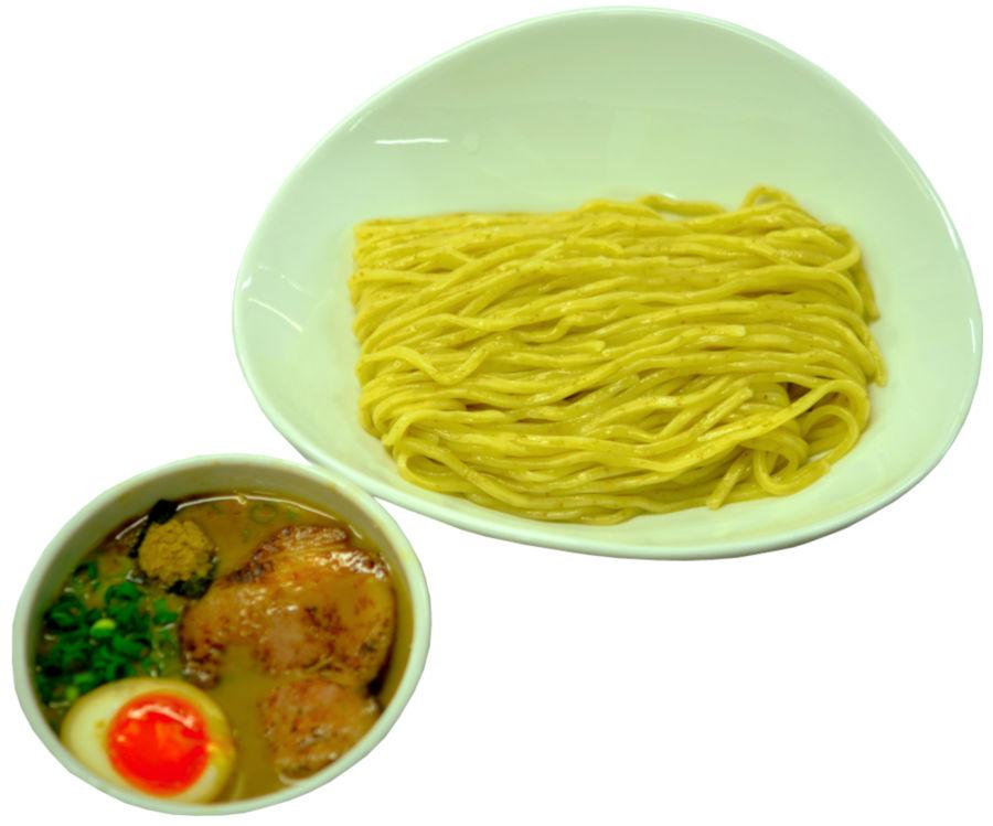 tsukemen noodles for food delivery