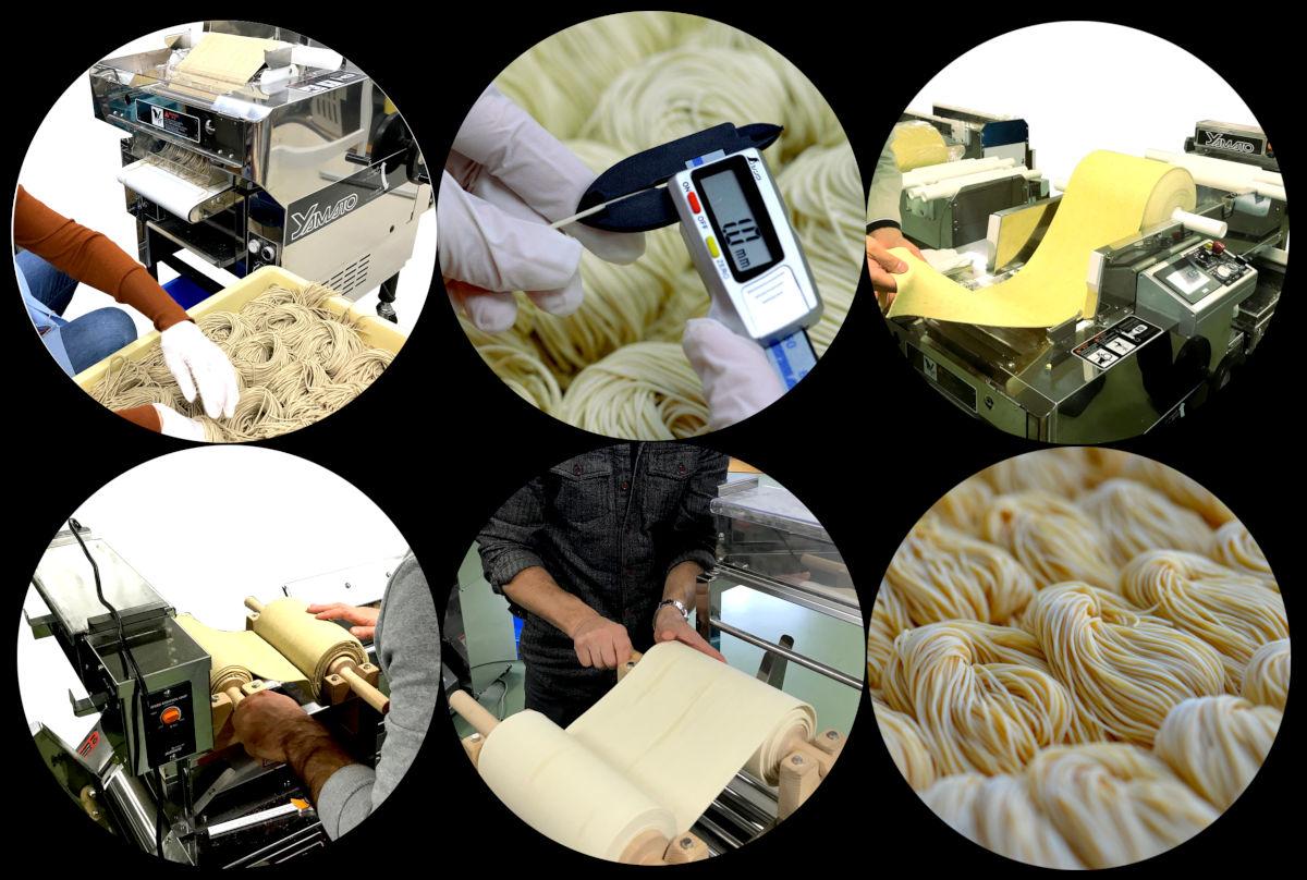 private noodle machine demo