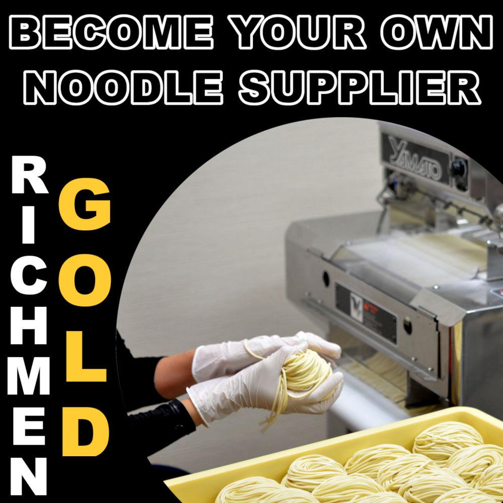 noodle machine for a restaurant