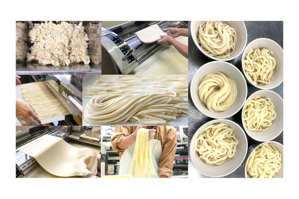 udon machine for udon restaurant