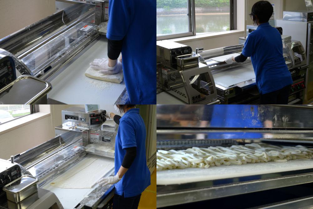 udon noodle making techniques