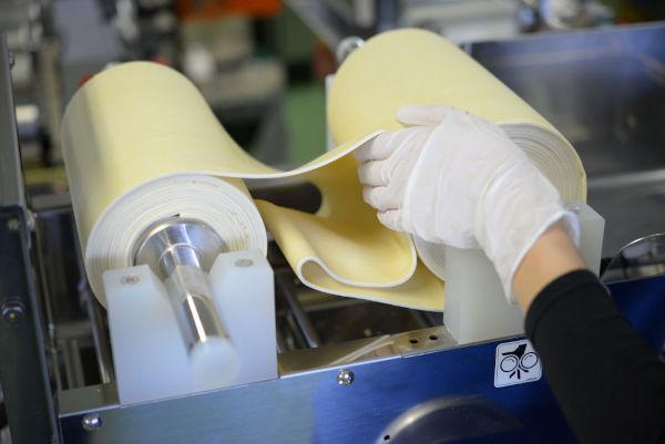 ramen dough sheet