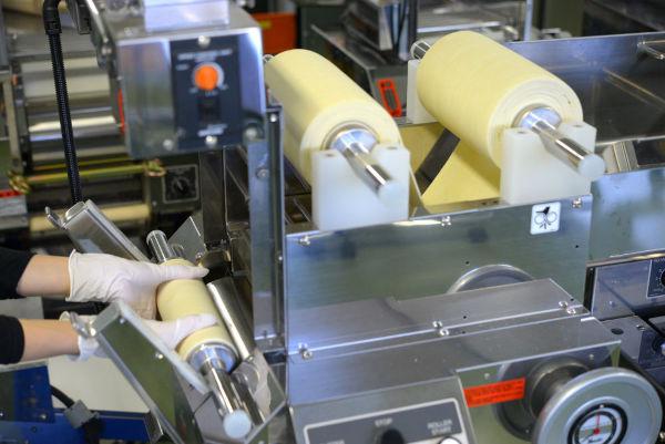 ramen dough sheet combination process