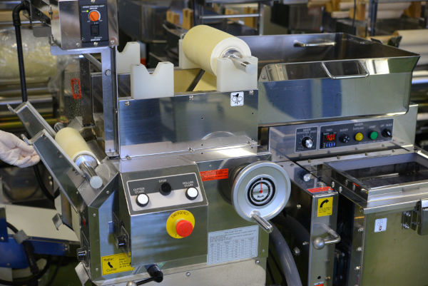 production of ramen noodles using a specializzed ramen machine for ramen restaurants