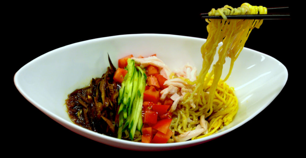 cold noodles dishes recipes