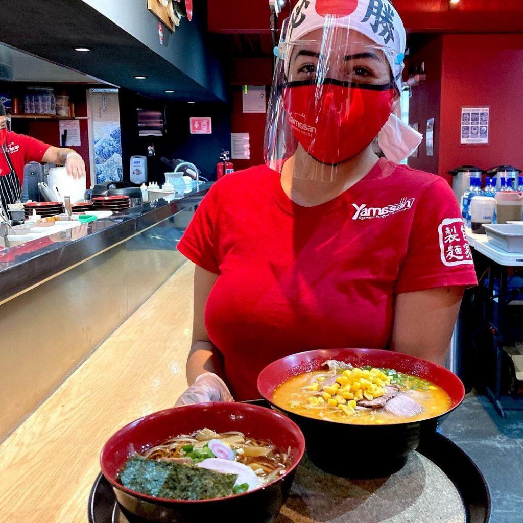 ramen restaurant serving craft ramen noodles